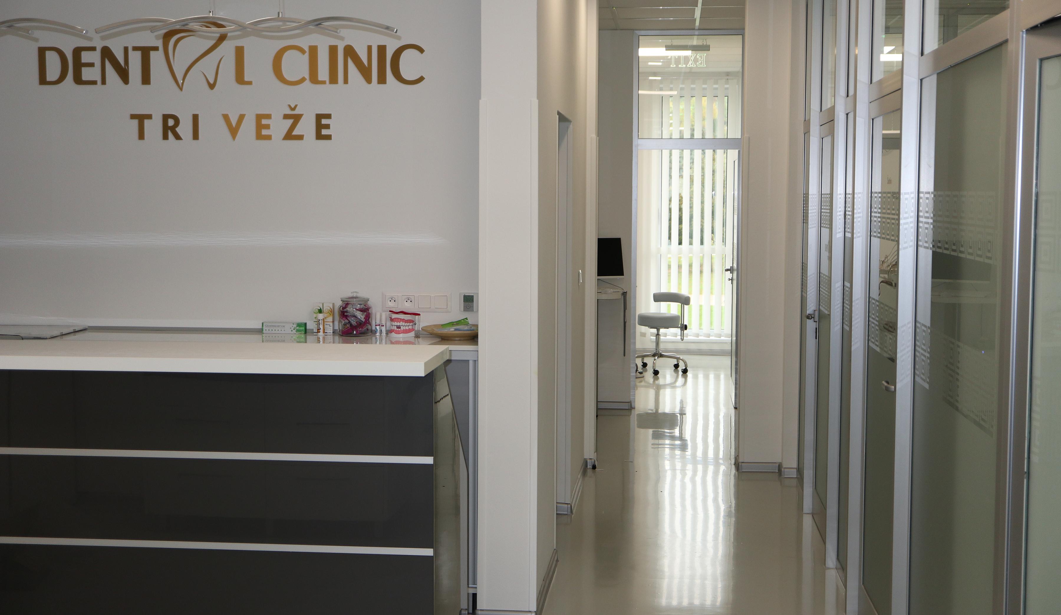recepcia denálna klinika