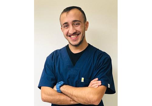 Volodymyr Khariuk zubný lekár