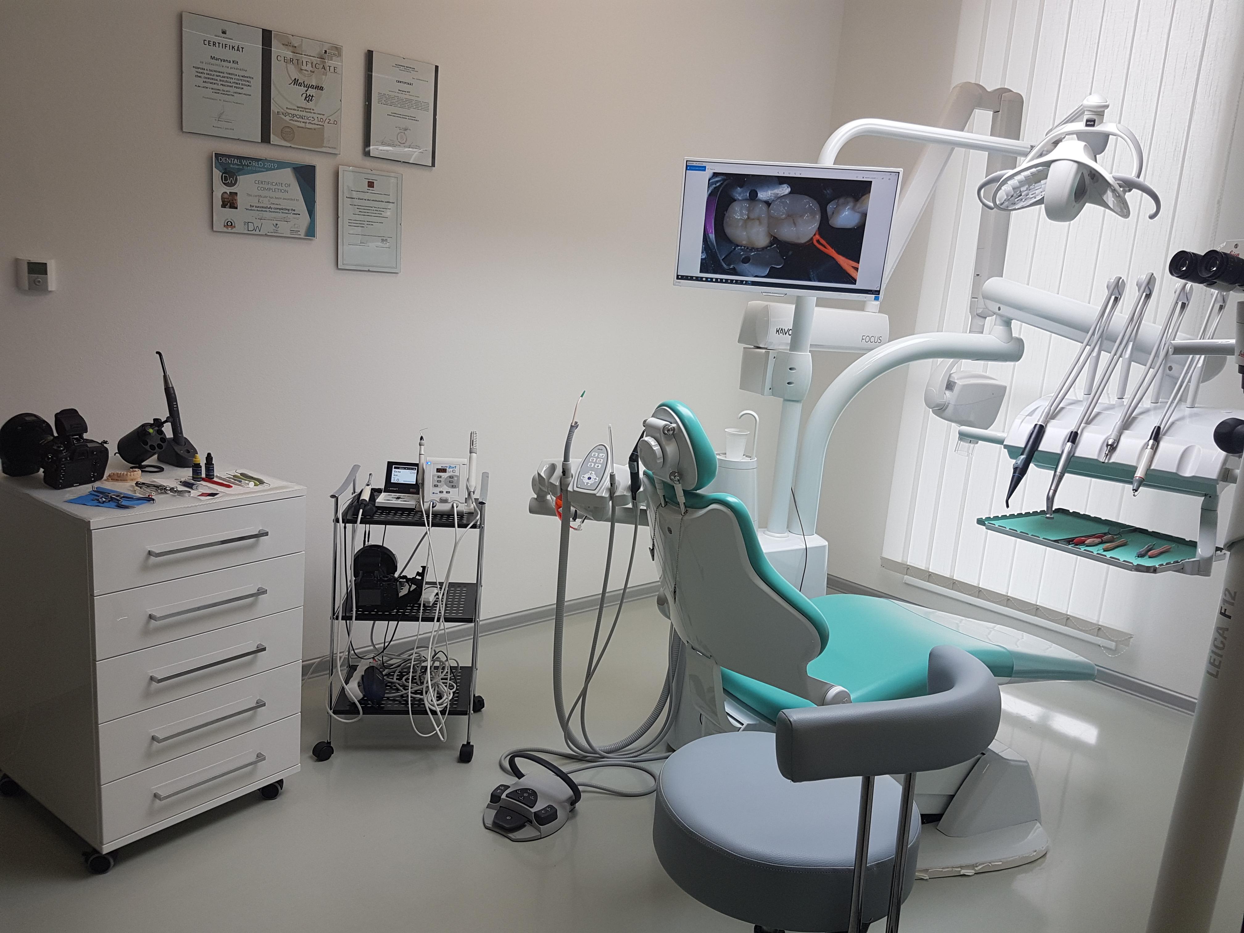 ambulancia dentalclinic tri veže